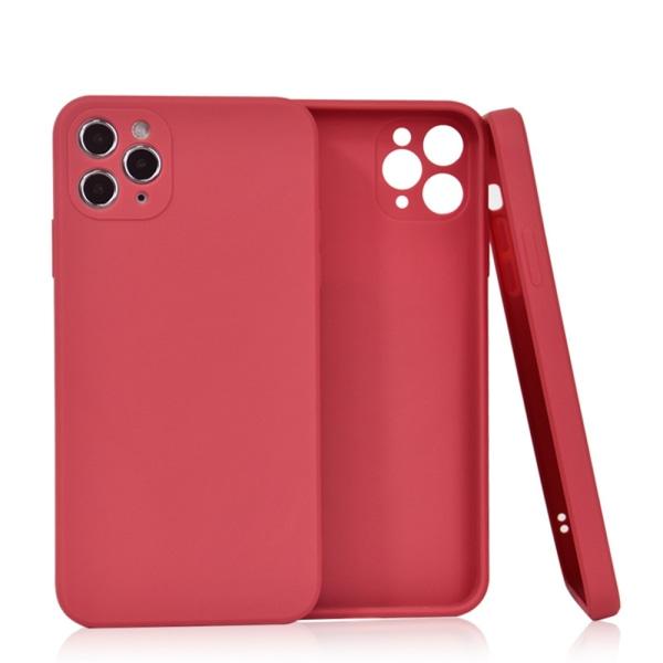 Välj TPU skal Iphone 12/11/XS/X/XR/8/7/6 +/pro/max/mini fodral - Mörkblå Iphone 12/12Pro
