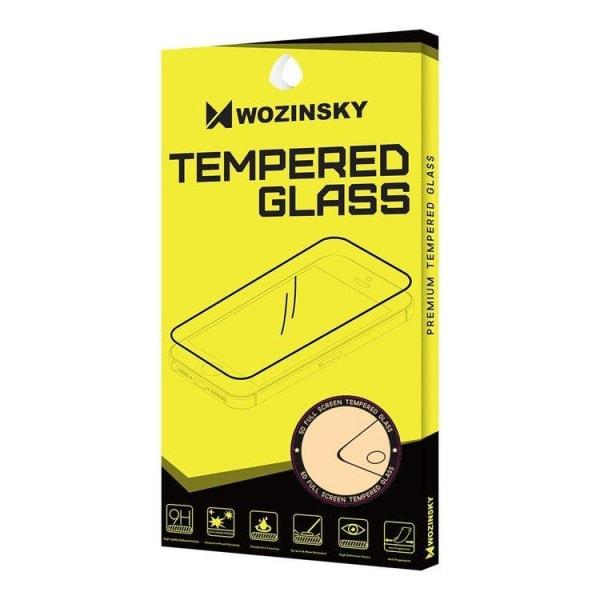 (2-Pack) Heltäckande Härdat Glas skärmskydd Galaxy A12 Samsung Galaxy A12
