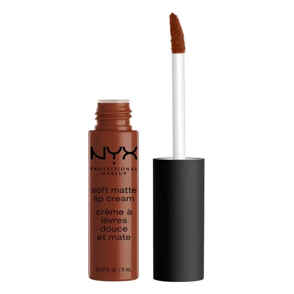 NYX PROF. MAKEUP Soft Matte Lip Cream Berlin Transparent