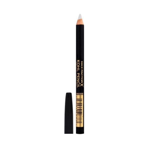 Max Factor Kohl Pencil 010 White Vit