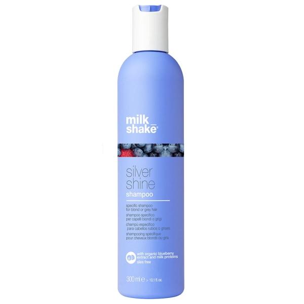 Milk_Shake Silver Shine Shampoo 300ml Transparent