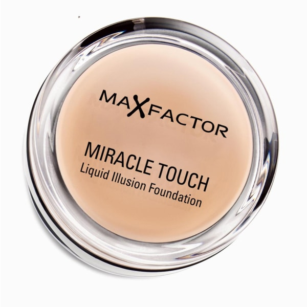 Max Factor Miracle Touch Foundation 40 Cream Ivory Transparent