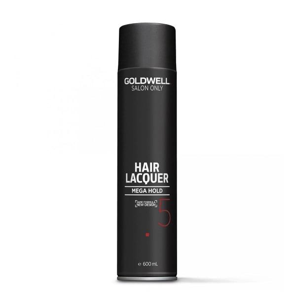 Goldwell Salon Only Hair Lacquer Hairspray 600ml Svart