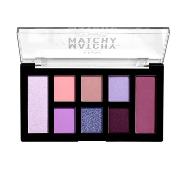 NYX PROF. MAKEUP Matchy Matchy Monochromatic Color Palette - Lil multifärg
