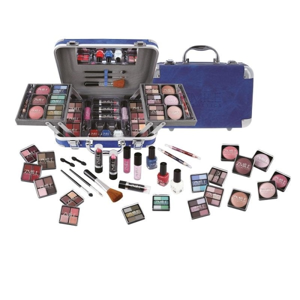 Zmile Cosmetics Makeup Box Traveller Blue Blå