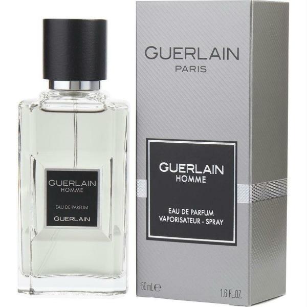 Guerlain Homme Edp 50ml Transparent