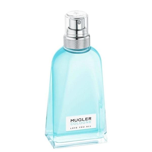 Thierry Mugler Mugler Cologne Love You All Edt 100ml Transparent