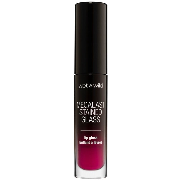 Wet n Wild Megalast Stained Glass Lip Gloss - Love Blinding Glar Rosa