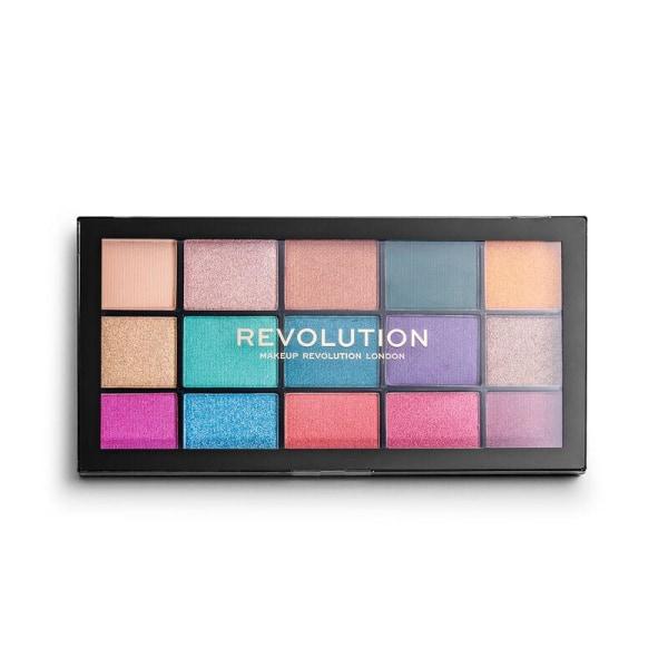 Makeup Revolution Reloaded Palette - Jewelled Svart