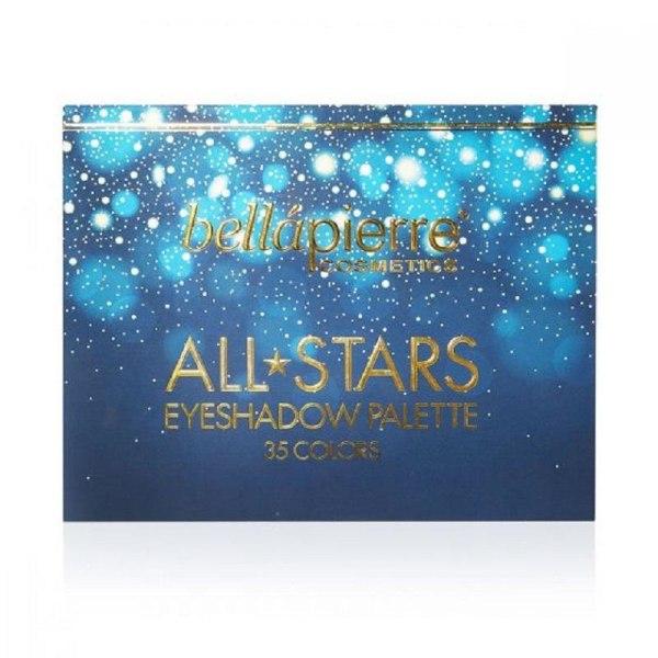 Bellapierre All-Stars Eyeshadow Palette Blå