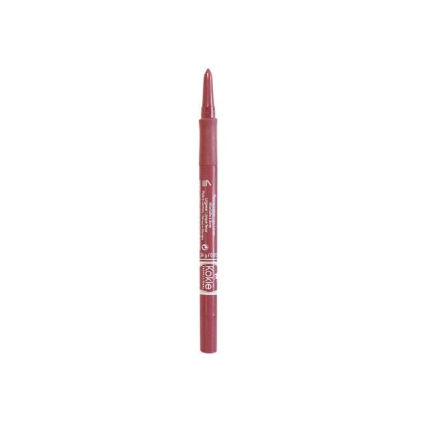 Kokie Retractable Lip Liner - Naturlig Pink