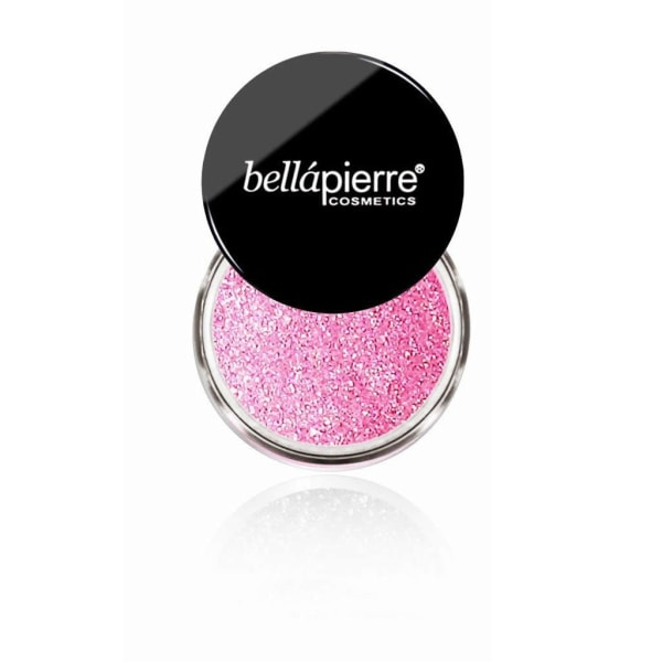 Bellapierre Cosmetic Glitter -  007 Wild Pink 3.75g Rosa