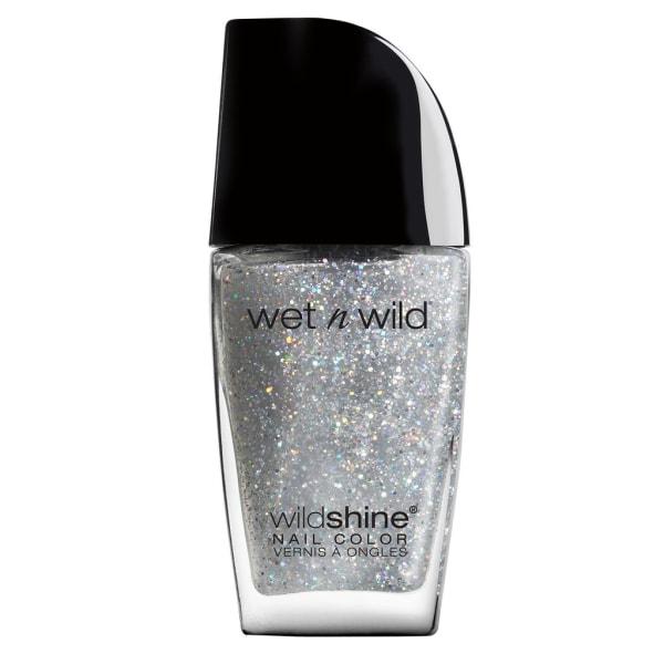 Wet n Wild Wild Shine Nail Color Kaleidoscope Transparent
