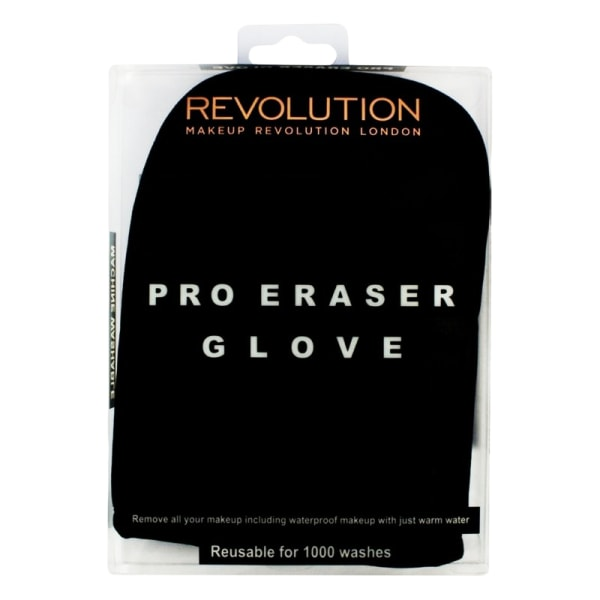 Makeup Revolution Pro Makeup Eraser Glove Svart
