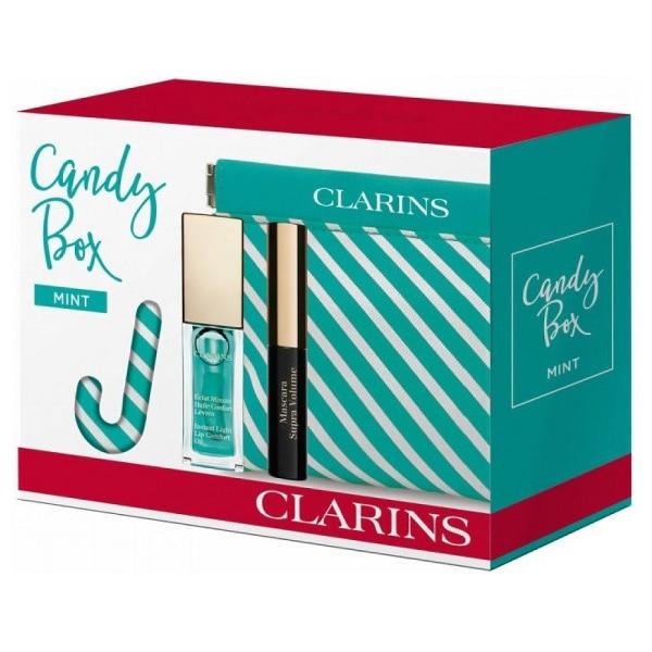 Giftset Clarins Candy Box Mint Turkos