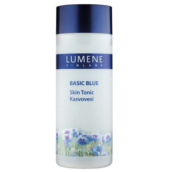 Lumene Basic Blue Skin Tonic Step 2 200ml - All Skin Types Transparent