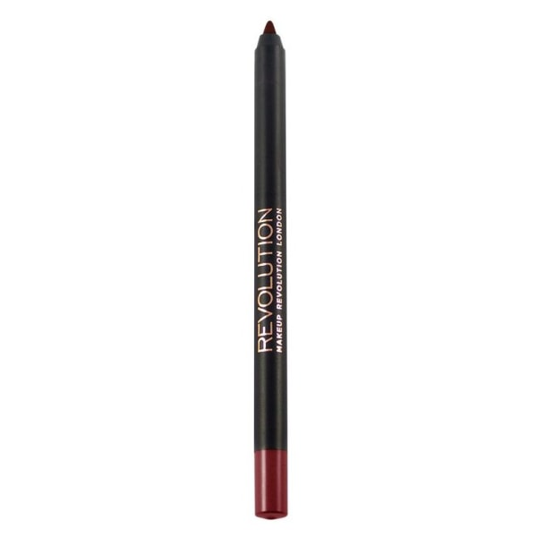 Makeup Revolution Retro Luxe Matte Lip Kit - Vampire Night Röd