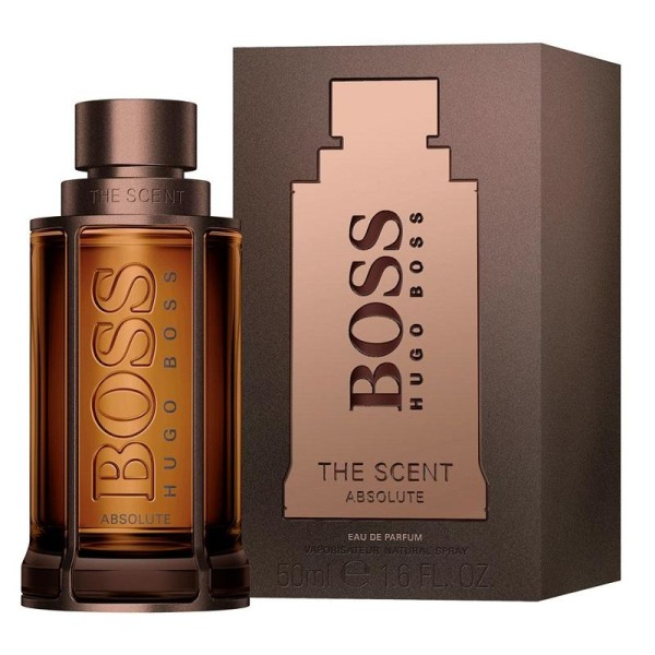 Hugo Boss The Scent Absolute For Him Edp 50ml Brun