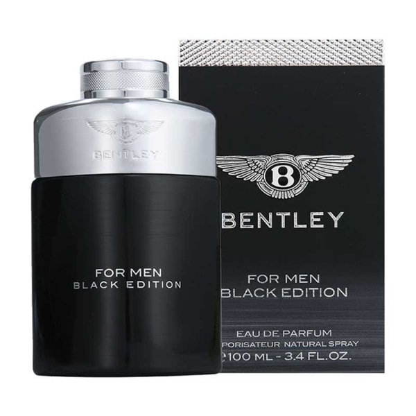 Bentley for Men Black Edition Edp 100ml Transparent