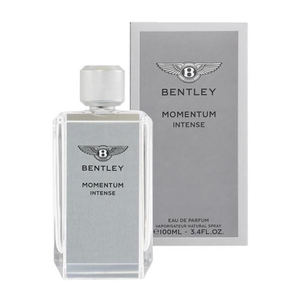 Bentley Momentum Intense Edp 100ml Transparent