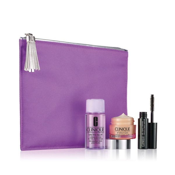 Giftset Clinique Eye Refresher Transparent
