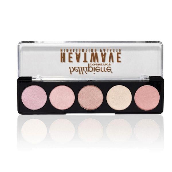 Bellapierre Heatwave Highlighting Palette Brons