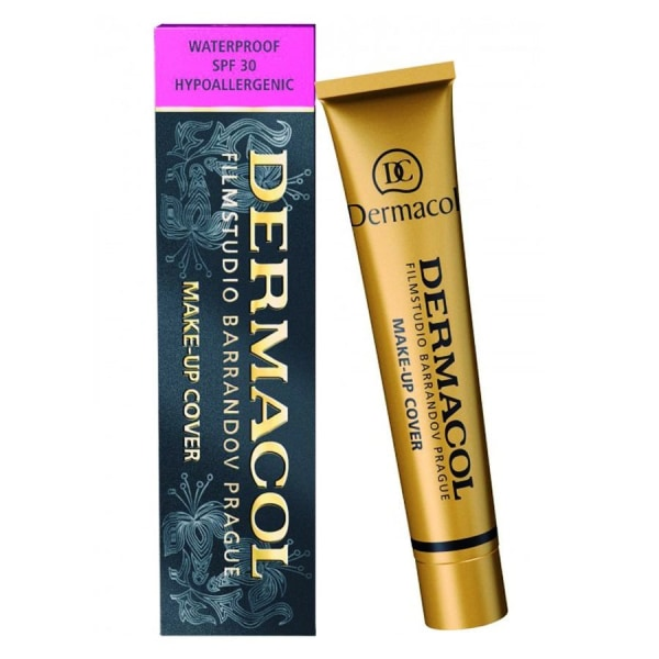 Dermacol Make-Up Cover Foundation - 211 Transparent