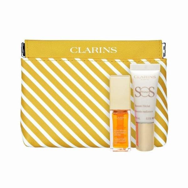 Giftset Clarins Candy Box Honey Gul