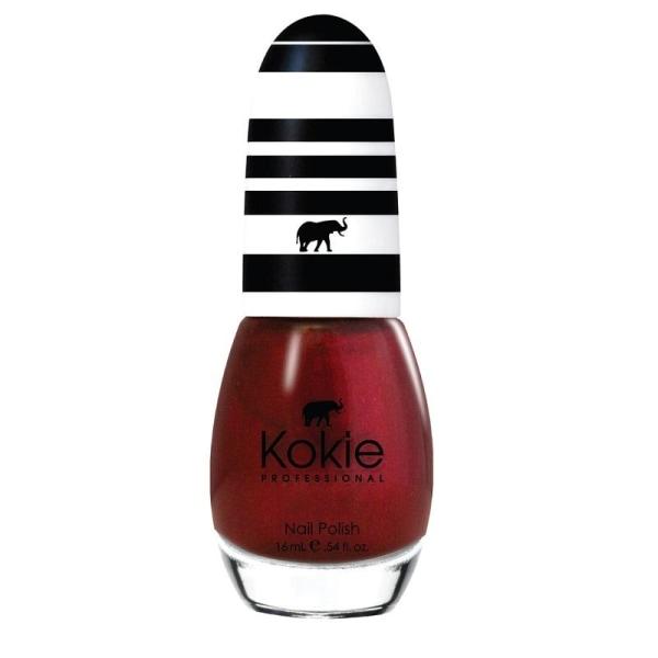 Kokie Kynsilakka - Razzle Dazzle Transparent