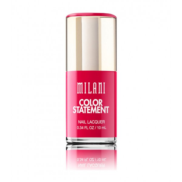 Milani Color Statement Nail Lacquer - 40 Red Label Transparent