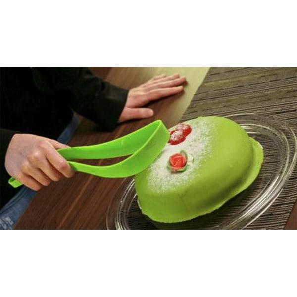 Tårtspatel tårtspade - Vit Svart