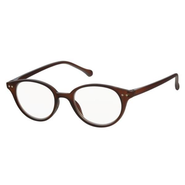 Coloray läsglasögon Cuneo, Brun +1.50 - + 3.00 brun +2.00