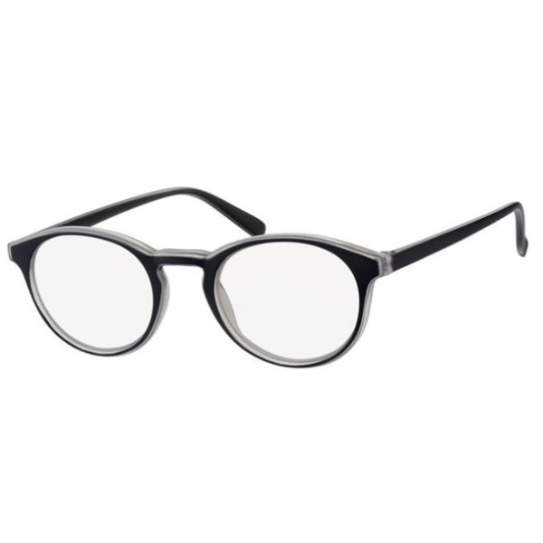 Coloray läsglasögon Imola, Svart/Transp +1.50 - + 3.00 + 1.50