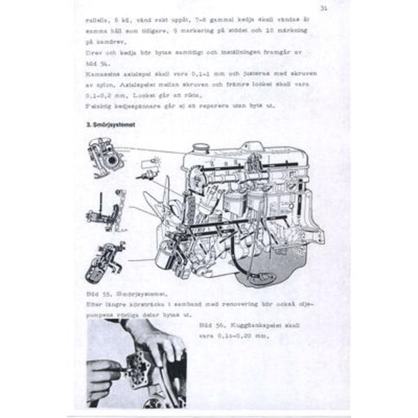OPEL KADETT, ASCONA & MANTA 1961-1974 reparationshandbok