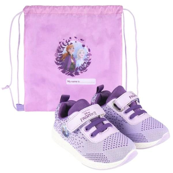 Frozen Sport Set Purple 23