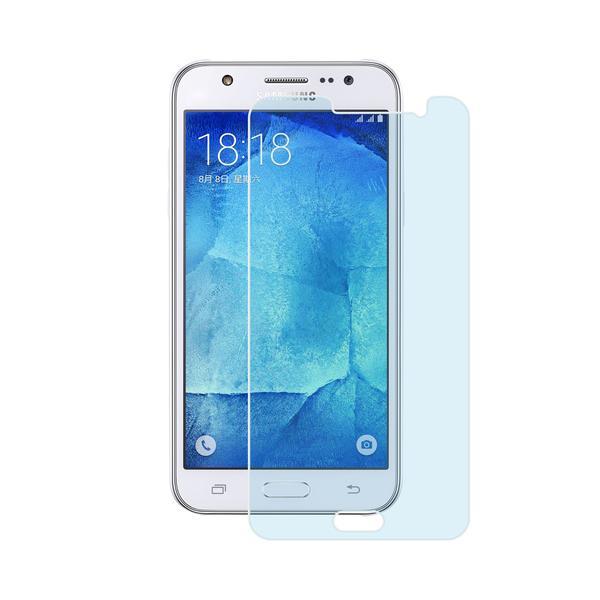iCoverCase | Samsung Galaxy J5 2016 | Skärmskydd Transparent