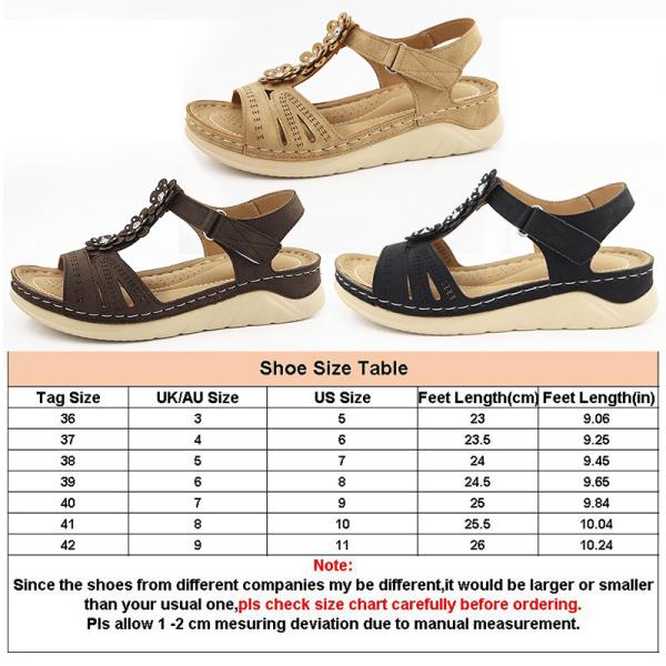 Kvinnors runda tå platta skor dagliga gångparty arbetsskor Svart 37