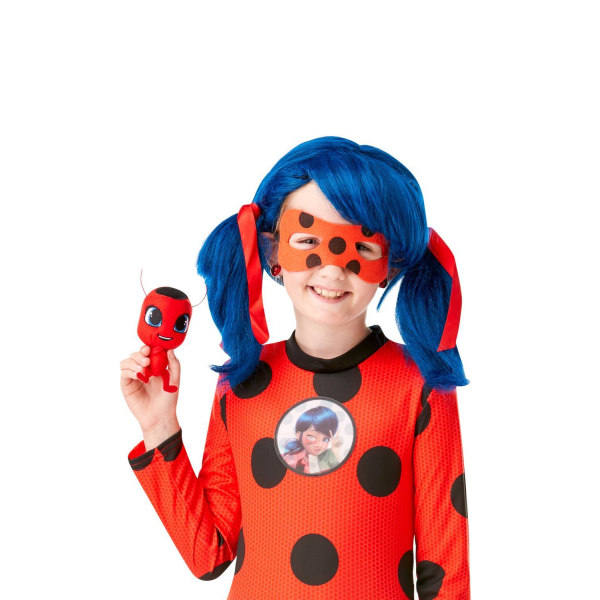 Miraculous ladybug deluxe 110/116 cl (5-6 år) dräkt