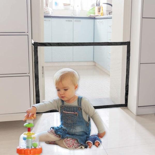 Grind i nylon för småbarn och husdjur (110 x 74 cm)