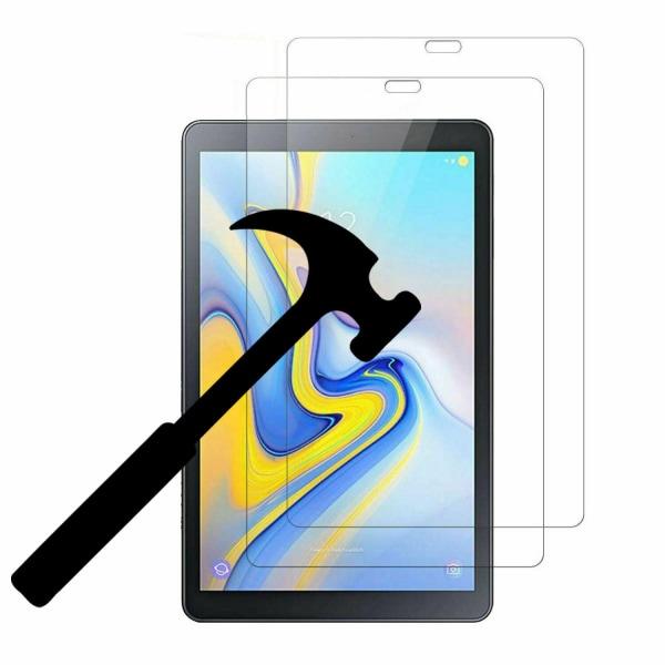Samsung Galaxy Tab A 10.1 (2019) skärmskydd 2-p härdat glas
