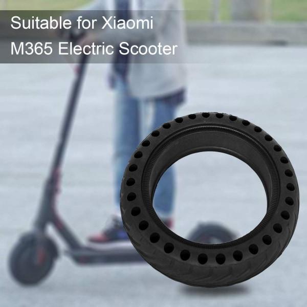 """Punkteringsfritt däck Xiaomi M365 Scooter 8.5"""" Svart"""