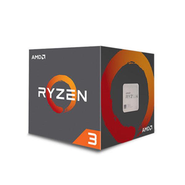 AMD Ryzen 3 1200, 3,1 GHz, AM4, Processortrådar 4, Packing Reta
