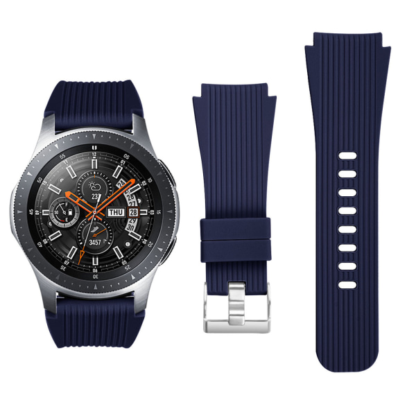 Armband Samsung Galaxy Watch 46 mm - blå - L