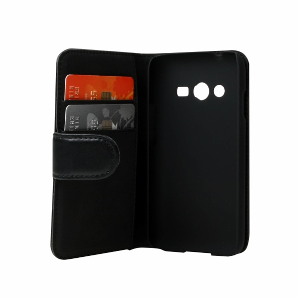 Mobilfodral Samsung Galaxy Ace / Ace2 Svart