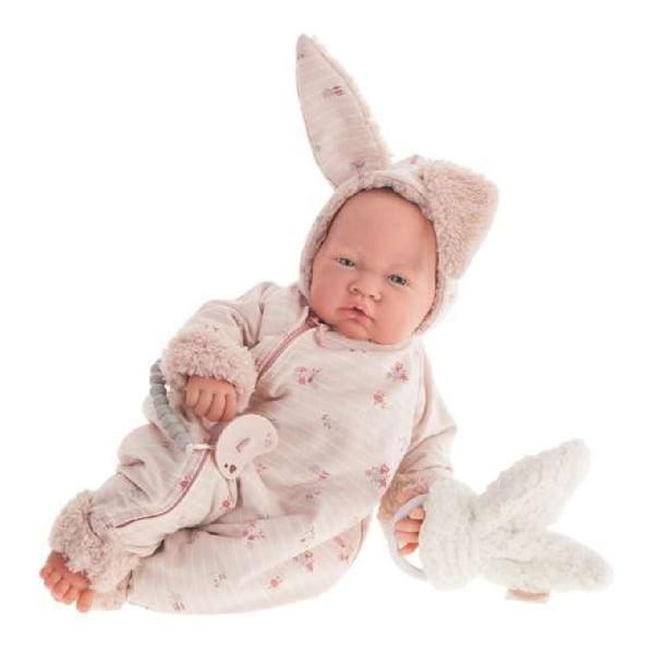 Återfödda dockor Antonio Juan (40 cm)