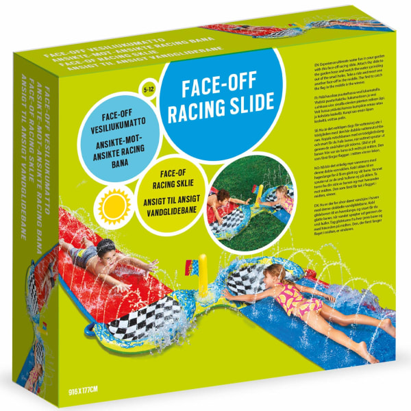 Face-Off Racing Slide