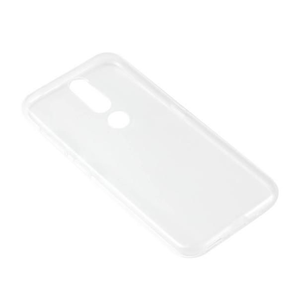 GEAR  Mobilskal Transparent TPU Nokia 4.2