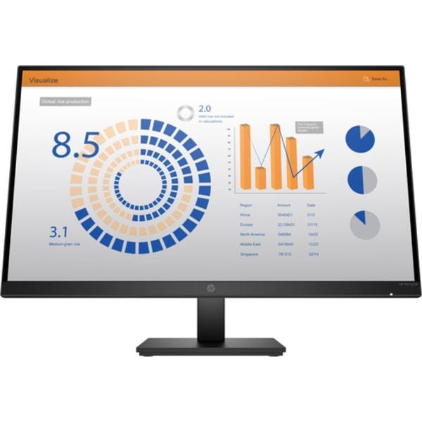 "HP P27q G4 QHD Height Adjust Monitor, 68,6 cm (27""), 2560 x 1440"
