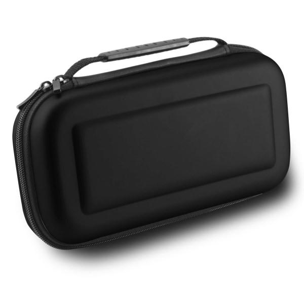 Stöttålig Nintendo Switch väska för konsol, tillbehör + kas