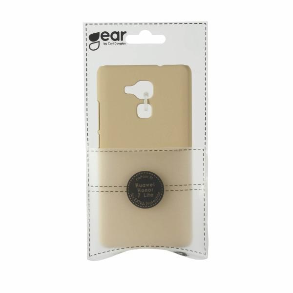 GEAR Mobilskal Beige Huawei Honor 5c / 7 Lite